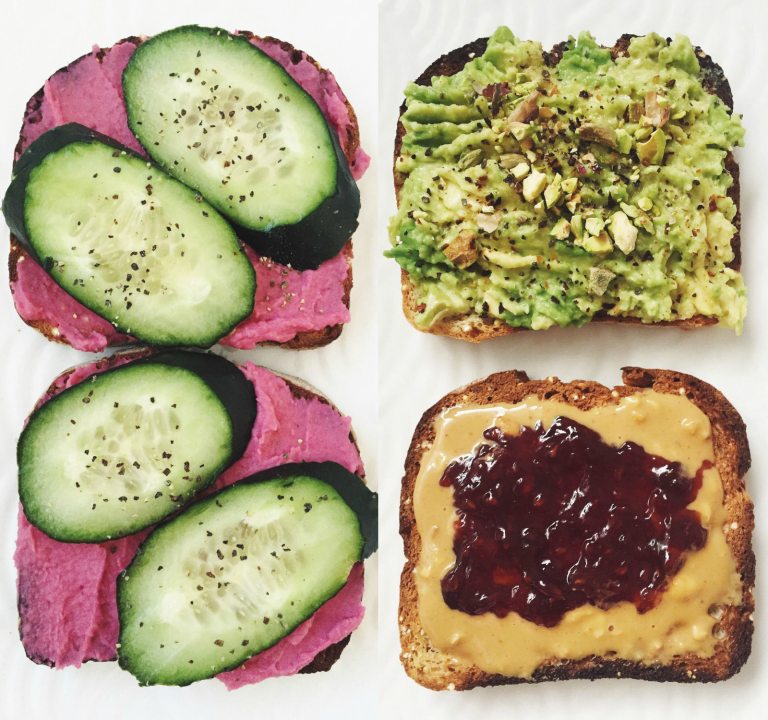 Why Toast Is The Perfect Breakfast + 10 Toast Topping