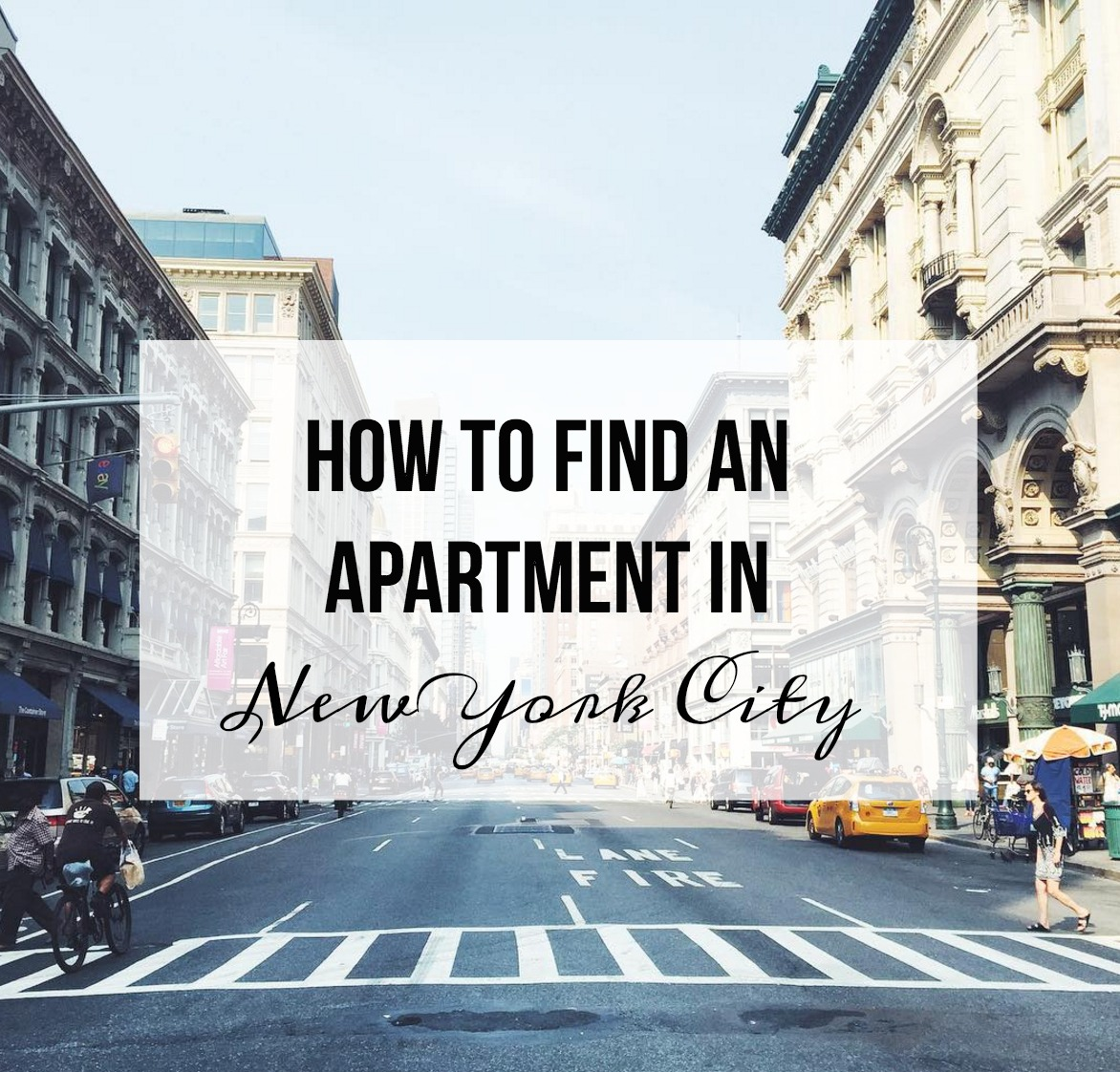 Apartment Finding: How To Find An Apartment In New York